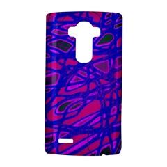 Blue LG G4 Hardshell Case