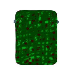 Green  Apple iPad 2/3/4 Protective Soft Cases