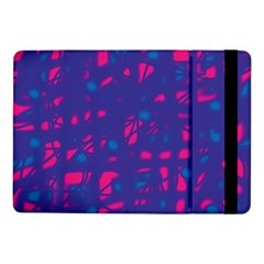 Blue and pink neon Samsung Galaxy Tab Pro 10.1  Flip Case