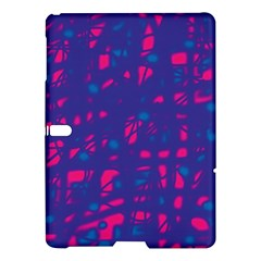 Blue and pink neon Samsung Galaxy Tab S (10.5 ) Hardshell Case