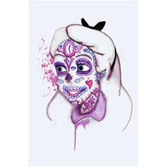 Alice Sugar Skull 5.5  x 8.5  Notebooks