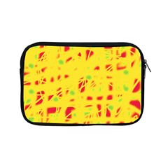 Yellow and red Apple iPad Mini Zipper Cases
