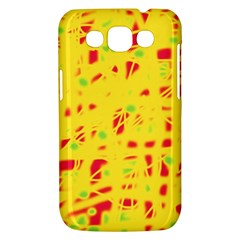 Yellow and red Samsung Galaxy Win I8550 Hardshell Case