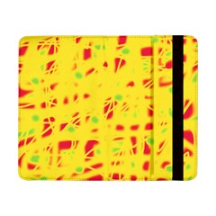 Yellow and red Samsung Galaxy Tab Pro 8.4  Flip Case