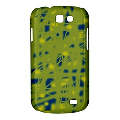 Green and blue Samsung Galaxy Express I8730 Hardshell Case
