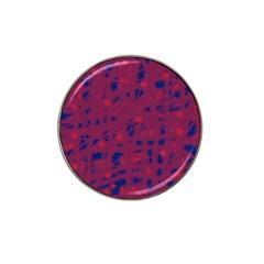 Decor Hat Clip Ball Marker (10 pack)