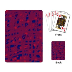 Decor Playing Card