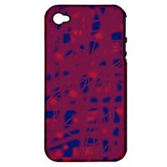 Decor Apple iPhone 4/4S Hardshell Case (PC+Silicone)