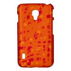 Orange LG Optimus L7 II