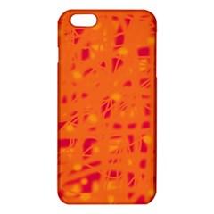 Orange Iphone 6 Plus/6s Plus Tpu Case