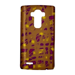 Brown And Purple Lg G4 Hardshell Case