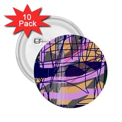 Abstract high art by Moma 2.25  Buttons (10 pack)