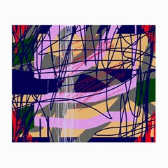 Abstract high art by Moma Small Glasses Cloth