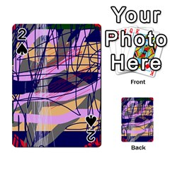 Abstract high art by Moma Playing Cards 54 Designs