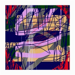 Abstract high art by Moma Medium Glasses Cloth (2-Side)