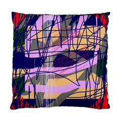 Abstract high art by Moma Standard Cushion Case (One Side)