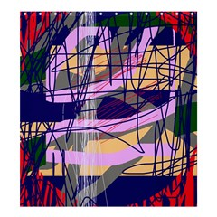 Abstract high art by Moma Shower Curtain 66  x 72  (Large)