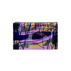 Abstract high art by Moma Cosmetic Bag (Small)