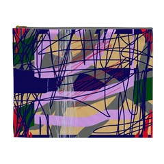 Abstract high art by Moma Cosmetic Bag (XL)