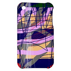 Abstract high art by Moma Apple iPhone 3G/3GS Hardshell Case