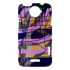 Abstract high art by Moma HTC One X Hardshell Case