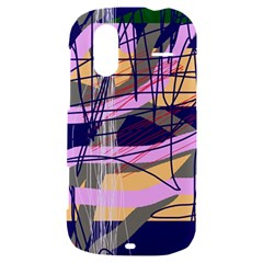 Abstract high art by Moma HTC Amaze 4G Hardshell Case