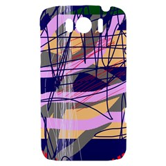 Abstract high art by Moma HTC Sensation XL Hardshell Case
