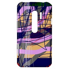 Abstract high art by Moma HTC Evo 3D Hardshell Case