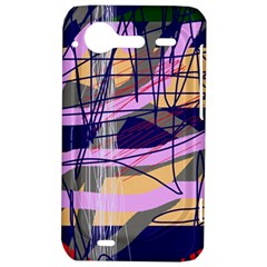 Abstract high art by Moma HTC Incredible S Hardshell Case