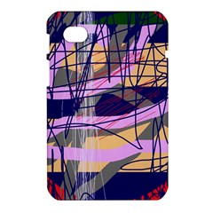 Abstract high art by Moma Samsung Galaxy Tab 7  P1000 Hardshell Case