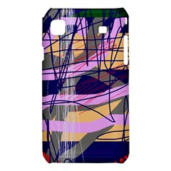 Abstract high art by Moma Samsung Galaxy S i9008 Hardshell Case