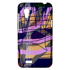 Abstract high art by Moma HTC Desire VT (T328T) Hardshell Case