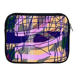 Abstract high art by Moma Apple iPad 2/3/4 Zipper Cases