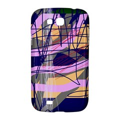 Abstract high art by Moma Samsung Galaxy Grand GT-I9128 Hardshell Case