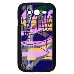 Abstract high art by Moma Samsung Galaxy Grand DUOS I9082 Case (Black)