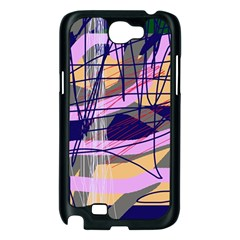 Abstract high art by Moma Samsung Galaxy Note 2 Case (Black)