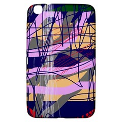 Abstract high art by Moma Samsung Galaxy Tab 3 (8 ) T3100 Hardshell Case