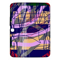 Abstract high art by Moma Samsung Galaxy Tab 3 (10.1 ) P5200 Hardshell Case