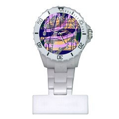 Abstract high art by Moma Plastic Nurses Watch