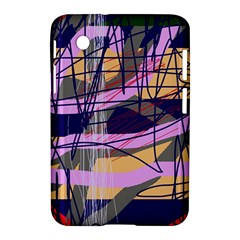 Abstract high art by Moma Samsung Galaxy Tab 2 (7 ) P3100 Hardshell Case