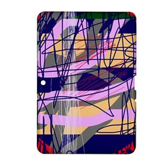 Abstract high art by Moma Samsung Galaxy Tab 2 (10.1 ) P5100 Hardshell Case