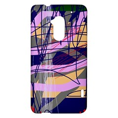 Abstract high art by Moma HTC One Max (T6) Hardshell Case