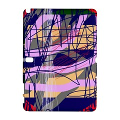 Abstract high art by Moma Samsung Galaxy Note 10.1 (P600) Hardshell Case