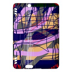 Abstract high art by Moma Kindle Fire HDX Hardshell Case