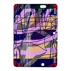 Abstract high art by Moma Kindle Fire HDX 8.9  Hardshell Case