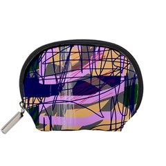 Abstract high art by Moma Accessory Pouches (Small)