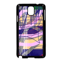 Abstract high art by Moma Samsung Galaxy Note 3 Neo Hardshell Case (Black)