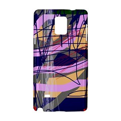 Abstract high art by Moma Samsung Galaxy Note 4 Hardshell Case