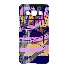 Abstract high art by Moma Samsung Galaxy A5 Hardshell Case