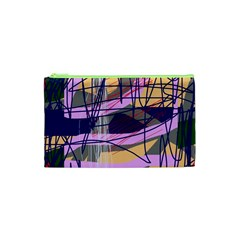 Abstract high art by Moma Cosmetic Bag (XS)